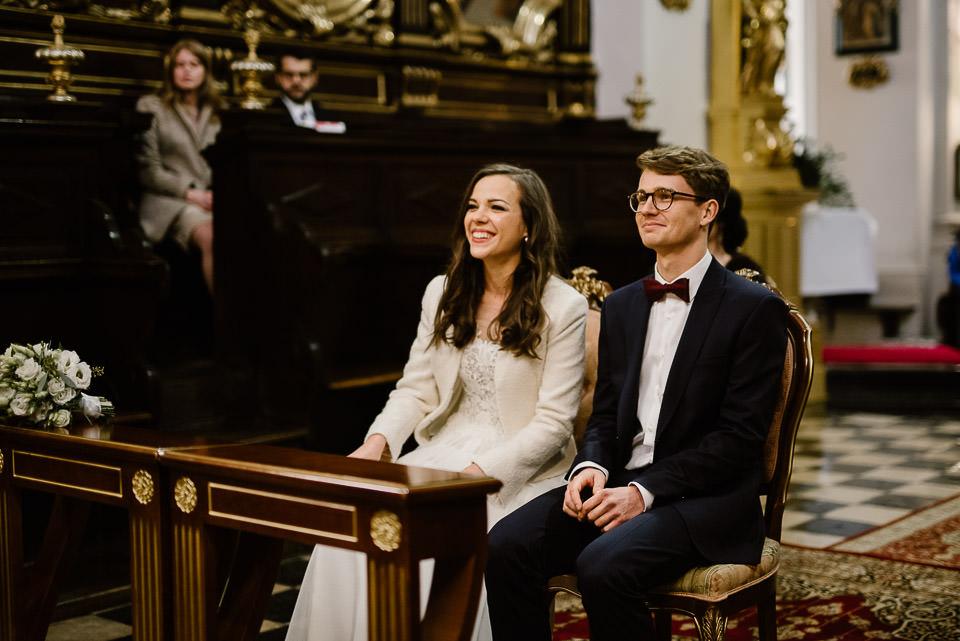 Reportaż ślubny z Krakowa